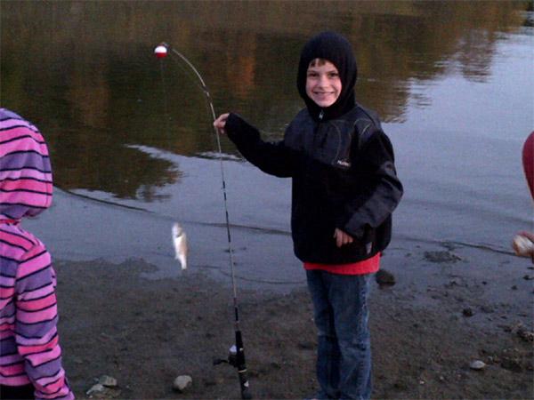 Andrew's Catch