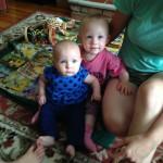 Leah and Lucia