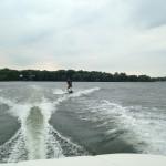 Nate Wakeboarding