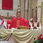 Eric's First Mass