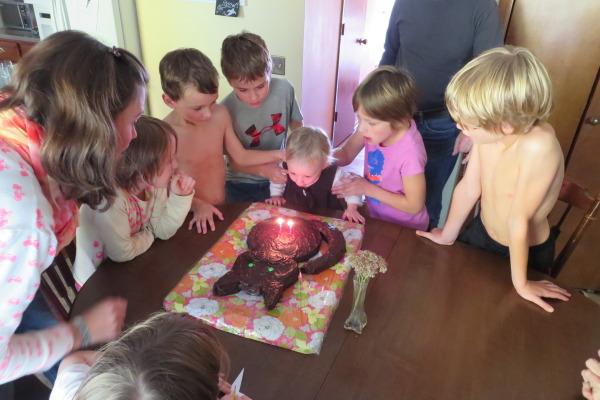 Happy Birthday Lucia!