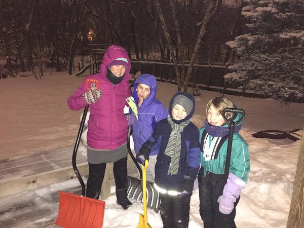 The Snow Crew