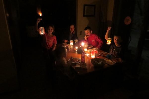 Candlemas Dinner