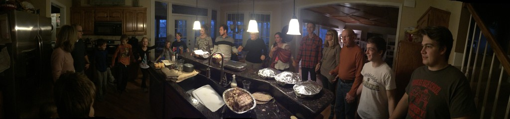 Mealtime Prayer